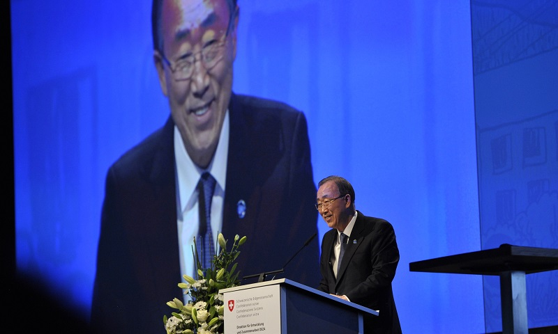 This Must Be 'Year of Traction' to Propel 2030 Development Agenda