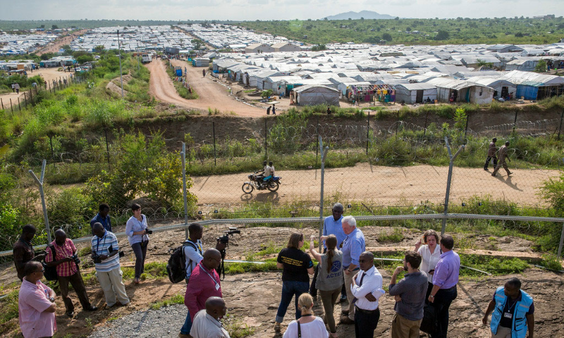 The Chance to End the Greatest Humanitarian Crisis of Our Lifetime