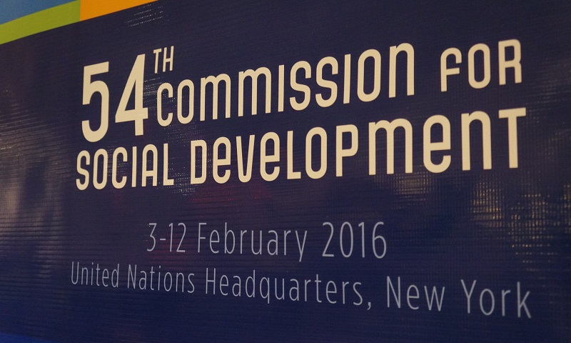Civil Society Forum Day 1: Development Must Enhance Freedoms that Allow All to Live Decent Lives