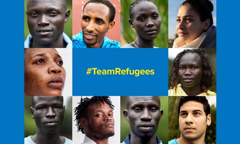 Team Refugees: Hope and Voice for Displaced Youth
