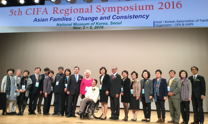 Asian Families: Change and Consistency