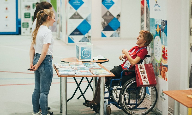 Inclusive Volunteering as a Tool for Social Integration for Persons with Disabilities