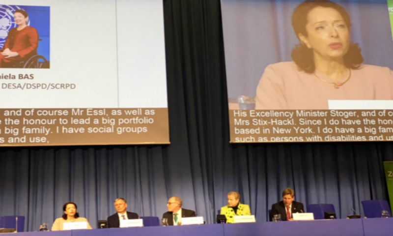 International conference calling on inclusive employment and training for all