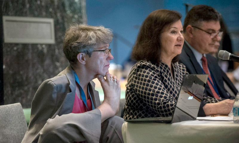 Experts urge support for most marginalized persons with disabilities, as UN forum begins