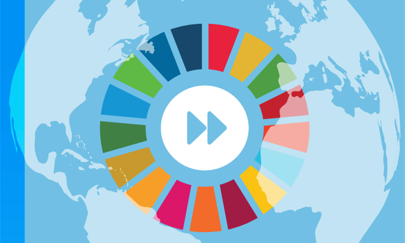 Fast-forward progress: Leveraging tech to achieve the global goals