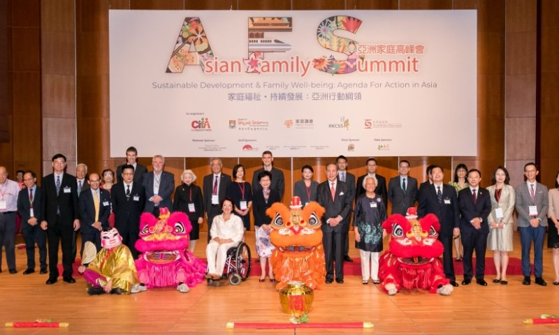 Sustainable Development and Family Well-Being