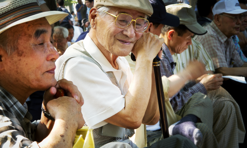 Older human rights champions on the International Day of Older Persons
