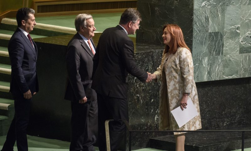 Bring the United Nations closer to the people, urges GA President
