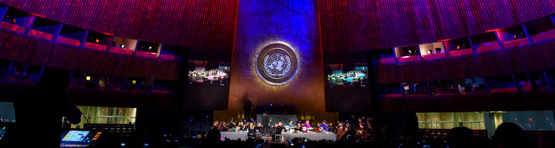 UN to launch biggest-ever global conversation on the world's future to mark its 75th anniversary in 2020