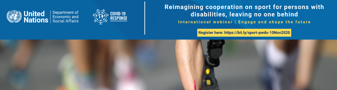 Sport and Persons with Disabilities