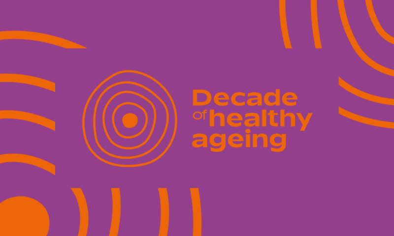 Decade of Healthy Ageing: 2021-2030.