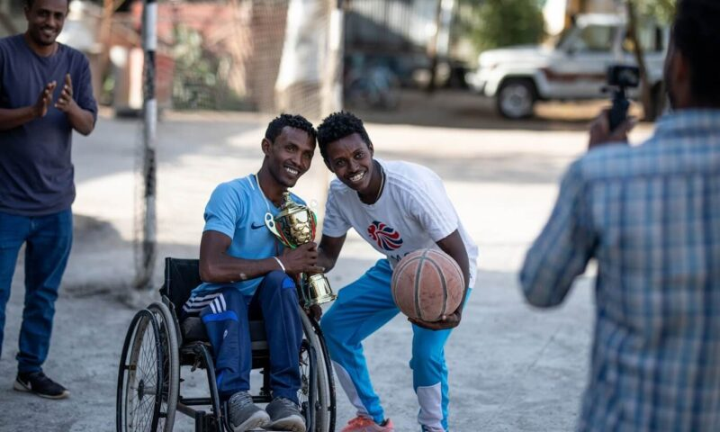 Laureus releases new disabilities impact research