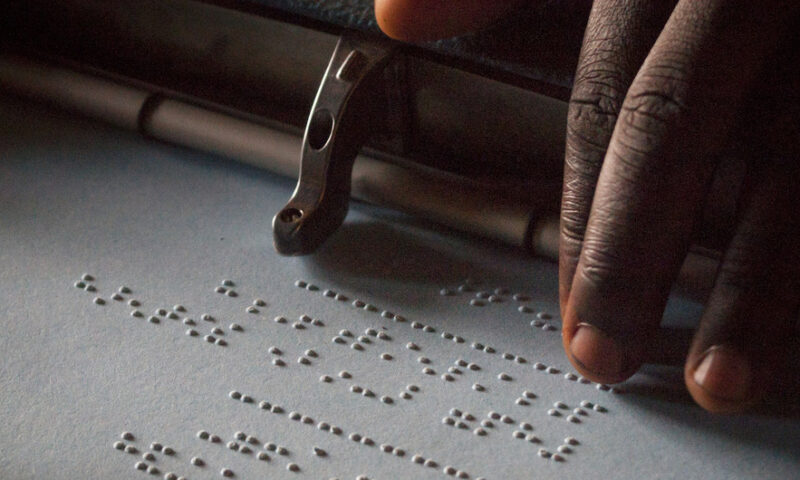 World Braille Day highlights importance of accessible information