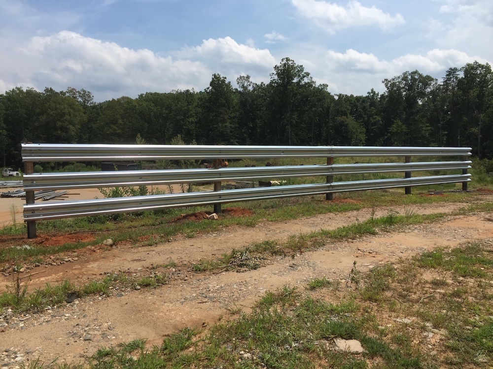 Looking for used guardrail? How about New LiveStock Steel