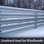 LiveStock Steel for Corrals