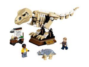 LEGO Jurassic World Camp Cretaceous - T-Rex Skeleton