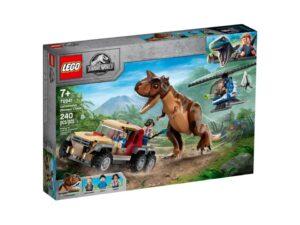 Carnotaurus Set Packaging
