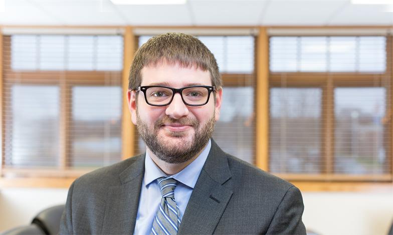 Eau Claire Lawyer Benjamin Ludeman Labor & Employment