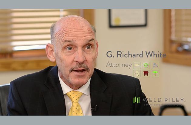 Richard White - Eau Claire's Local Law Firm