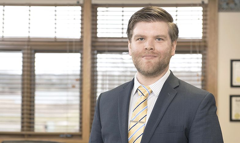 Eau Claire Lawyer Christopher Gierhart