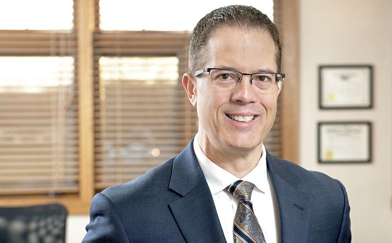 Eau Claire Lawyer James Parent