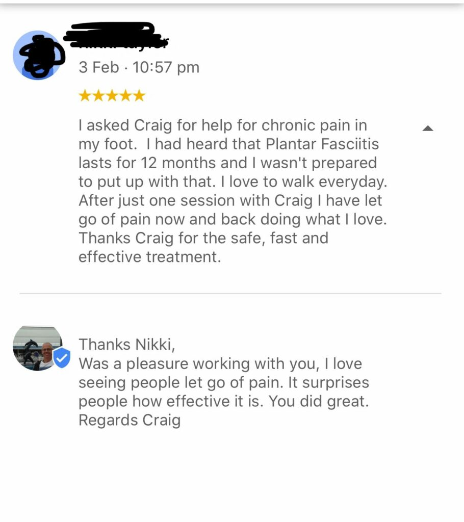 Testimonials for Charlestown Hypnosis