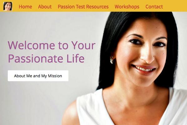 Ratika Hansen website