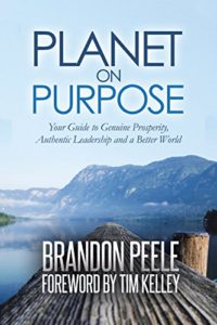 Planet on Purpose by Brandon Peele