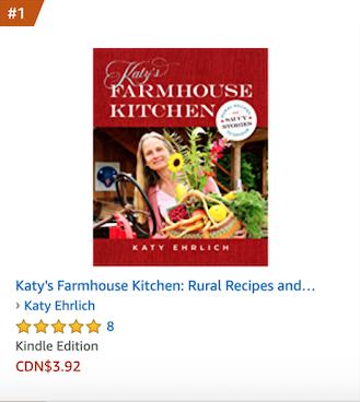 Katy's Farmhouse Kitchen Amazon #1