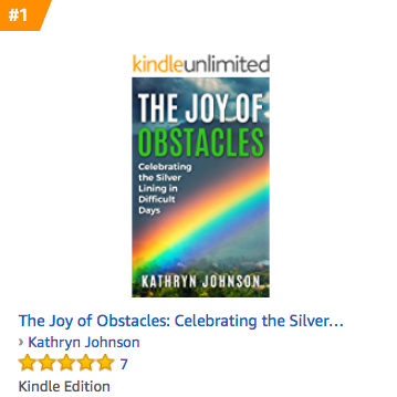 The Joy of Obstacles #1 Amazon (1)