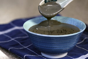 Chinese black sesame paste