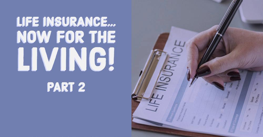 Walker Capital Life Insurance For The Living