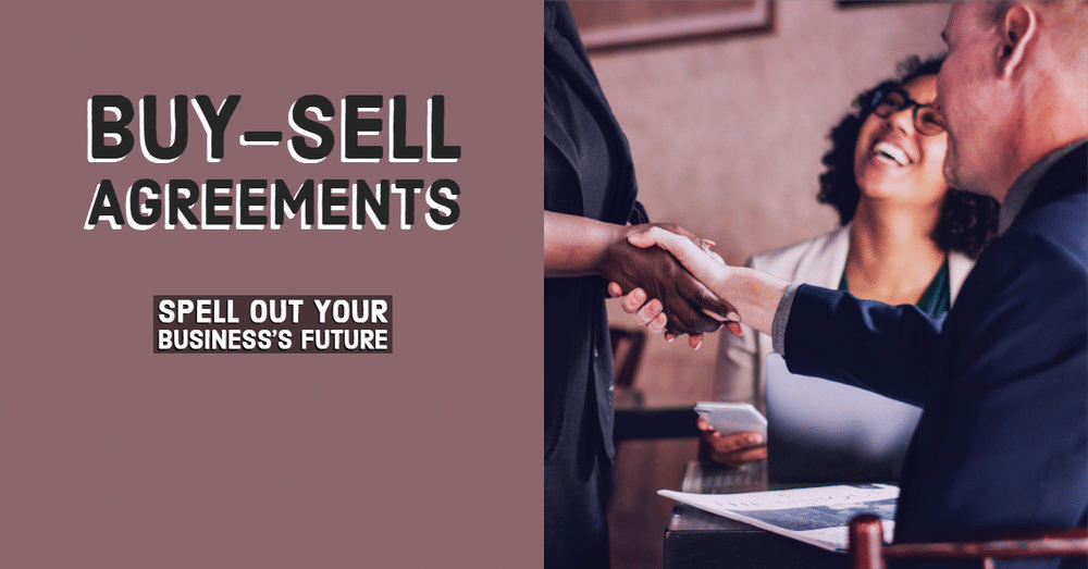 Walker Capital Buy-Sell Agreements