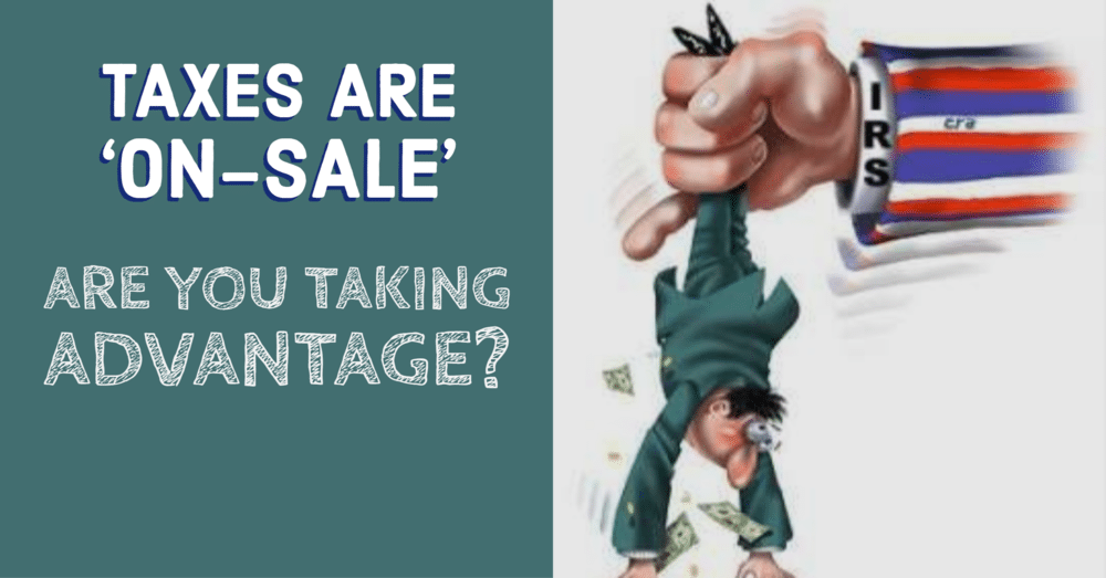 Walker Capital Taxes Are On Sale