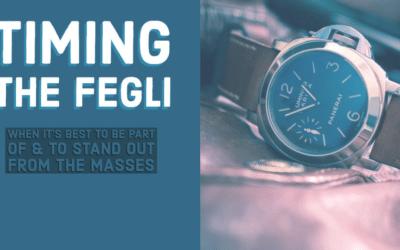 Timing the FEGLI