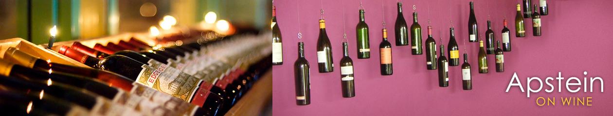 Apstein on Wine