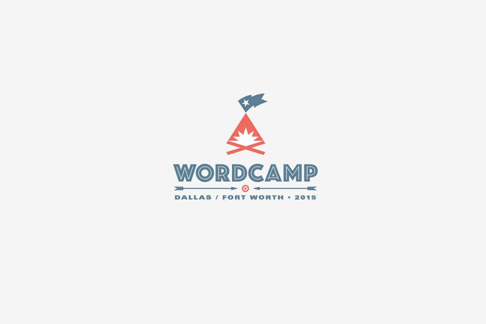 Logo for the 2015 Wordcamp