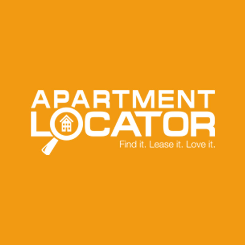 Logo for Apartment Locator