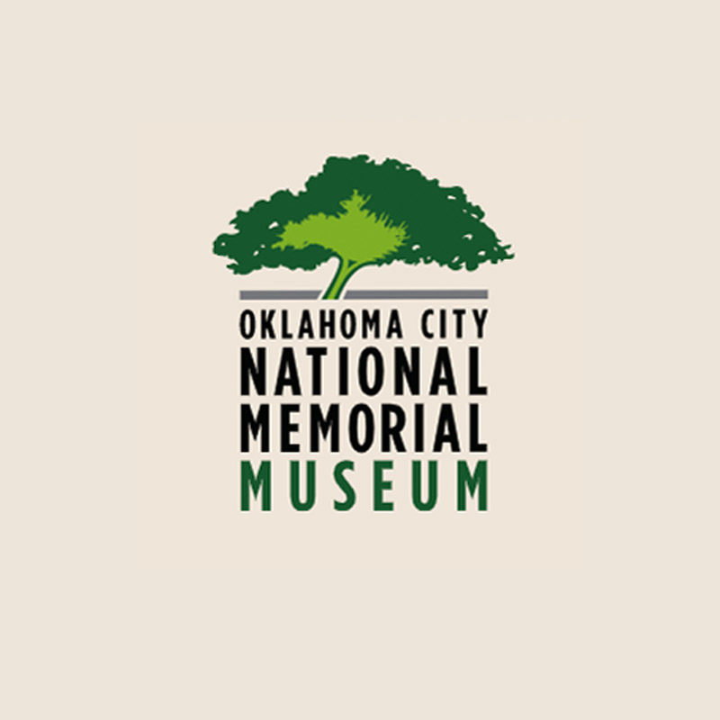 logo for the oklahoma city national memorial