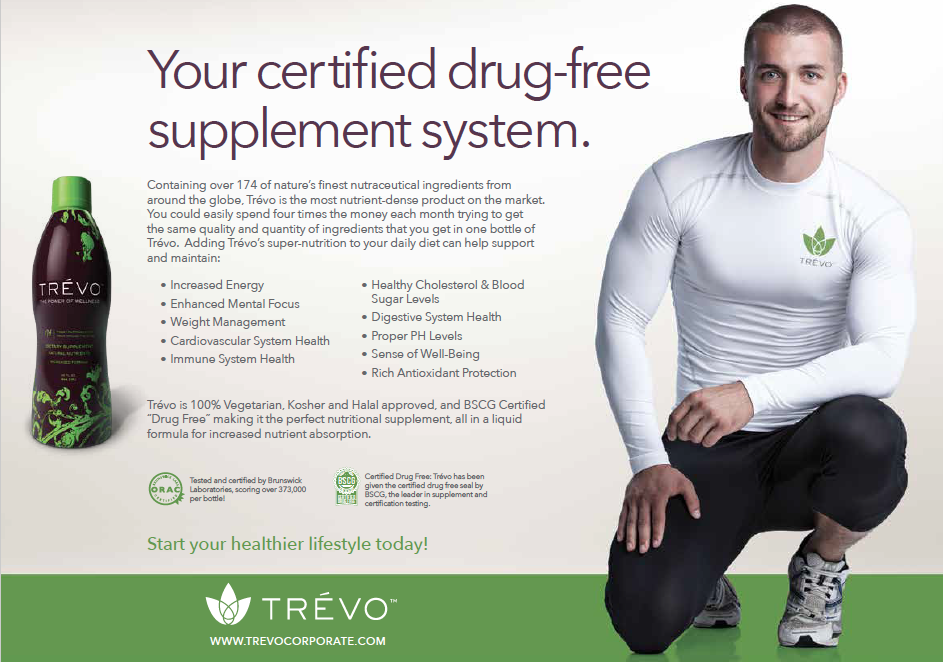 screenshot of the certified drug free social media campaign