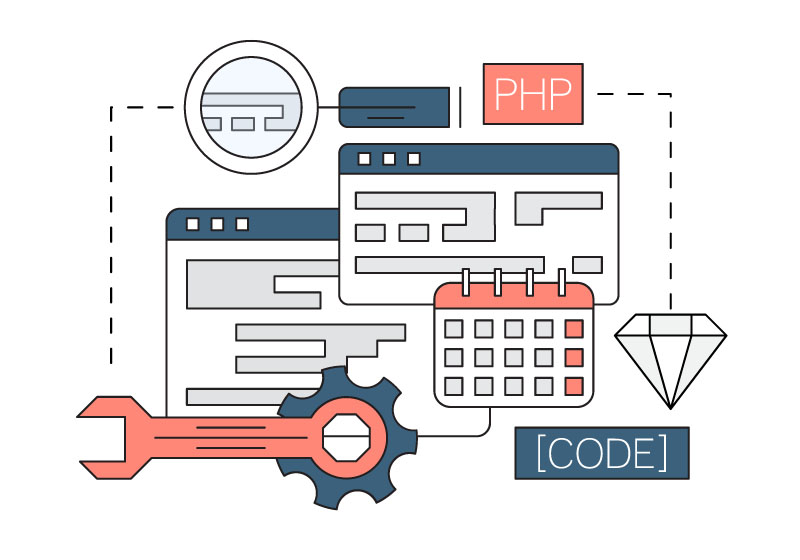 the final step in the web design process is to code your website