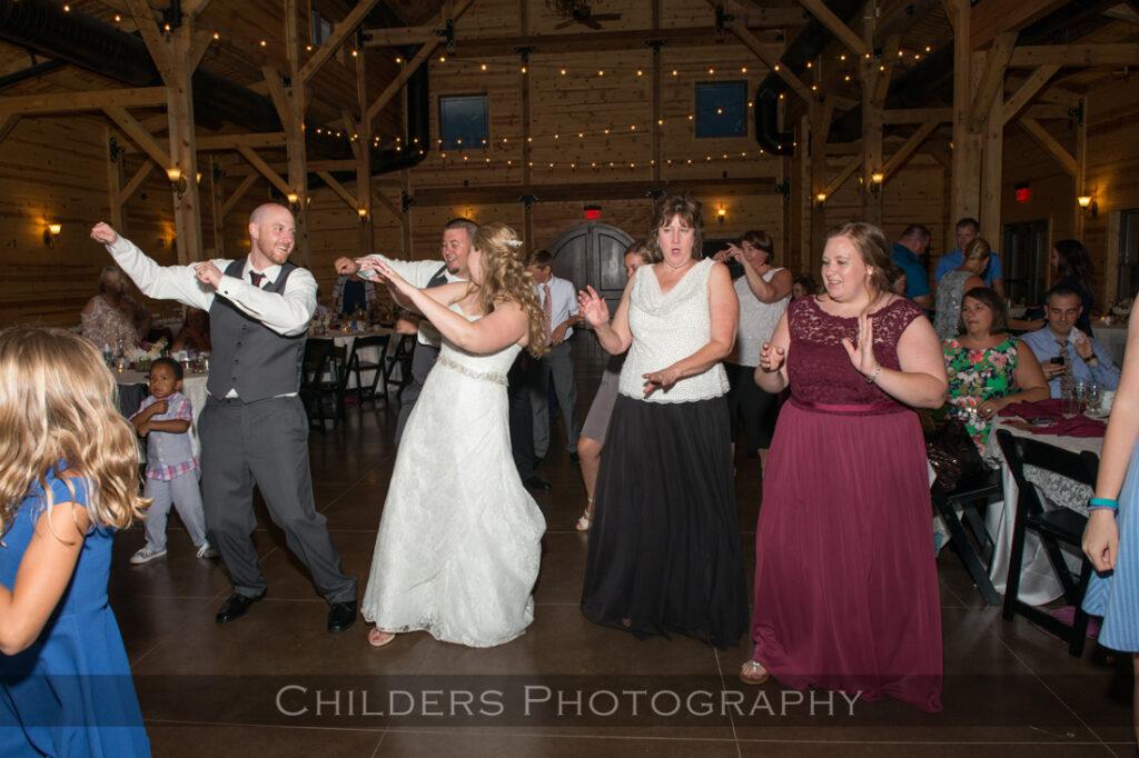 wedding dancers