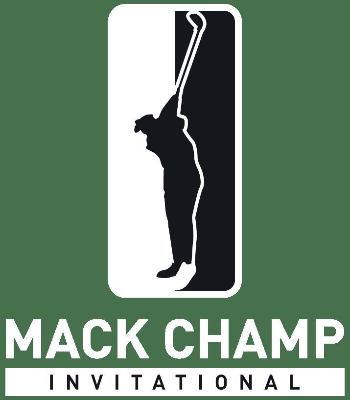 Mack Champ Invitational logo white