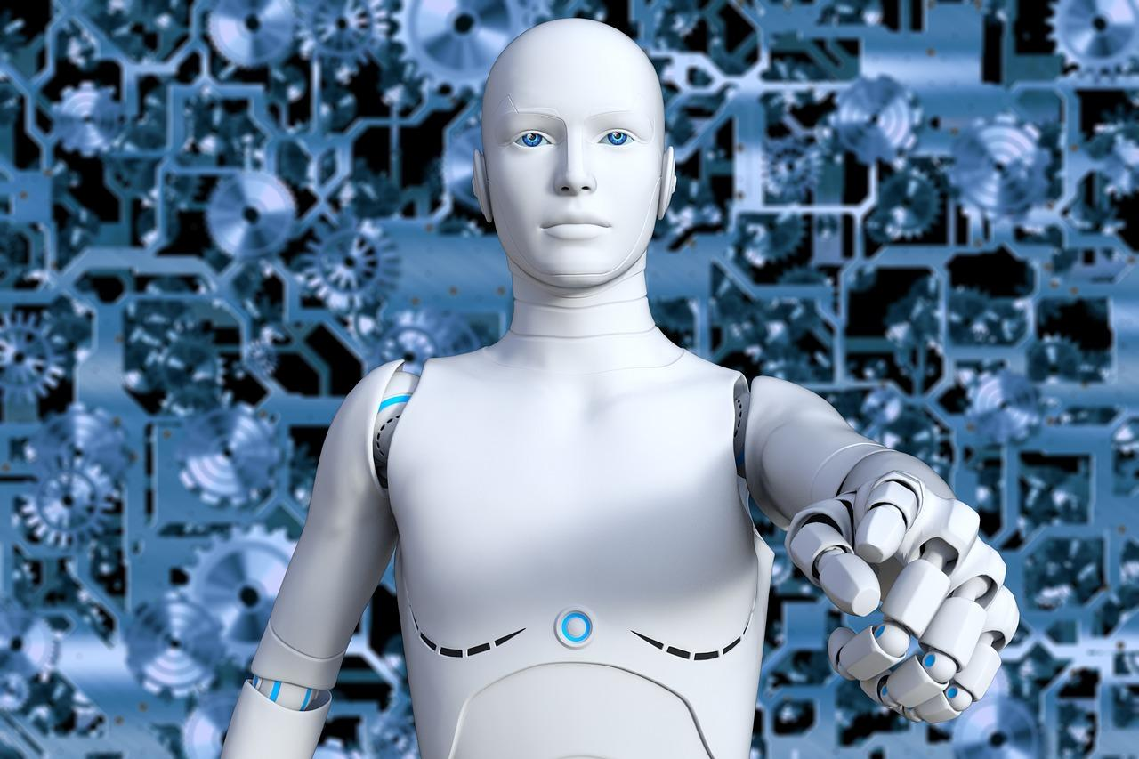 robot, ai, automation