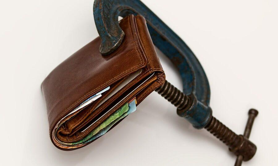 credit squeeze, pay off debt