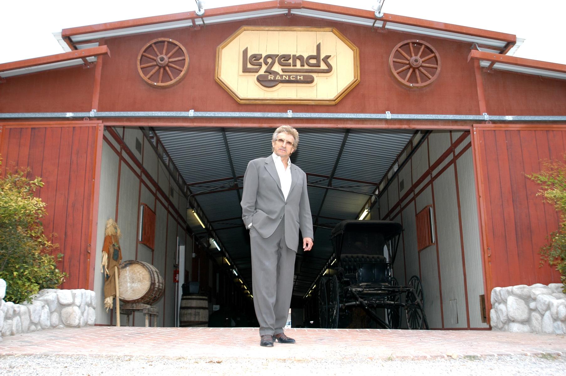 John Stuart at Legends Ranch