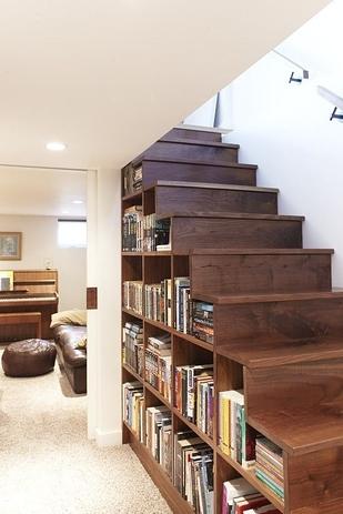 Stairstorage
