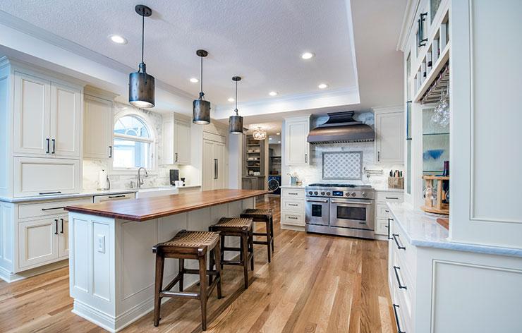 NJW Construction Kitchens, modern kitchen remodels