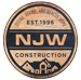 NJW Construction Logo