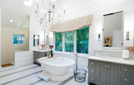 Bathroom Remodel by NJW Construction